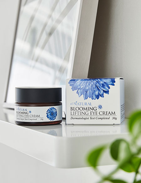 Contorno de ojos All Natural Blooming Lifting