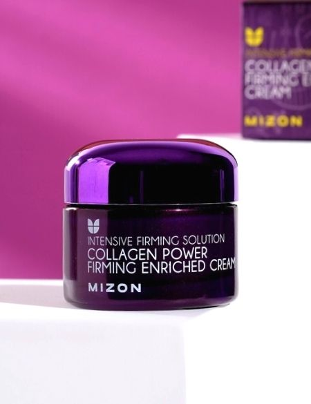 Crema Collagen Power Firming Enriched de Mizon