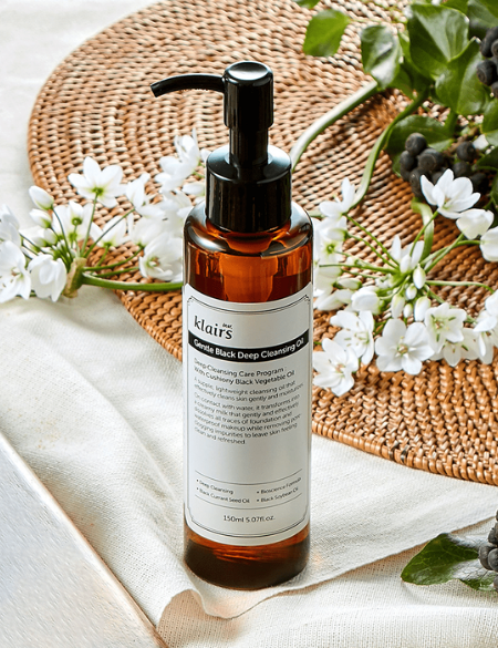 Gentle Black Depp Cleansing Oil