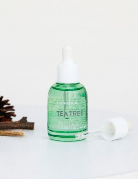 Aceite Facial Tea Tree Green Oil