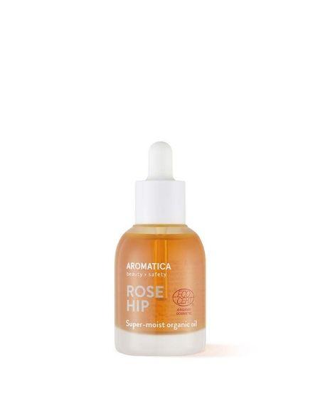 Serum vegano Organic Rose Hip Oil