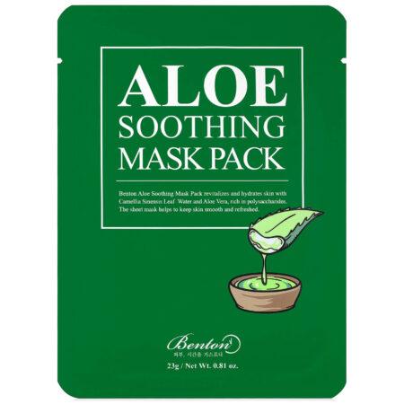 Mascarilla facial Aloe Soothink Mask
